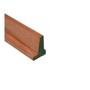 Tongnaald Meranti voor 40mm deur 35x49x2450mm