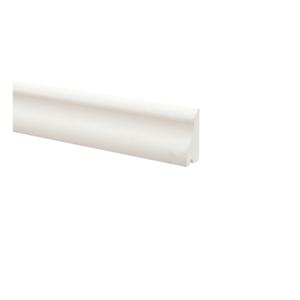 Weldorpel Merbau gegrond 33x65x950mm
