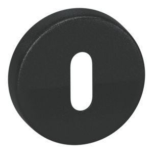 Sleutelrozetten Zwart