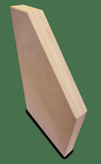 Aluplex deurplaat
